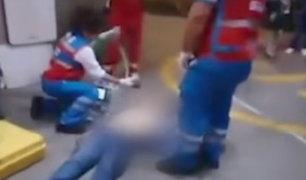 Familiares de fallecidos en el Metro de Lima exigen explicaciones sobre las muertes