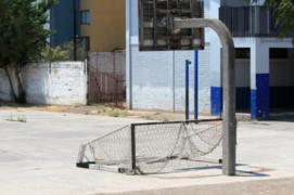 Chorrillos: niño de once años muere al caerle arco de fútbol en la cabeza