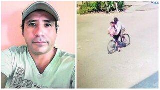 El monstruo de la bicicleta: secuestró, violó y mató a niña de 11 años