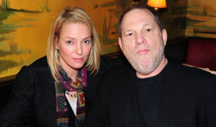EEUU: Uma Thurman acusa a Harvey Weinstein de acoso sexual