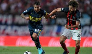 Boca Junior empató 1-1 ante San Lorenzo por la Superliga Argentina