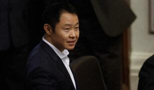 Congresistas se pronuncian sobre reunión entre bloque de Kenji y Susana Higuchi