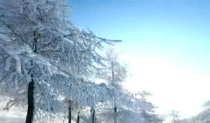 Bajas temperaturas vuelven a alarmar a los países del norte