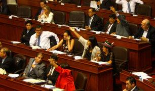 Congreso: así reaccionaron a suspensión de incautación a casa de Humala-Heredia