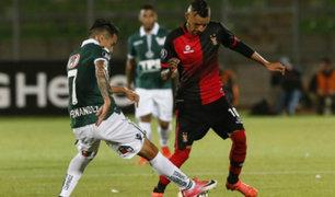 Melgar perdió 0-1 ante Santiago Wanderers y quedó fuera de la Libertadores