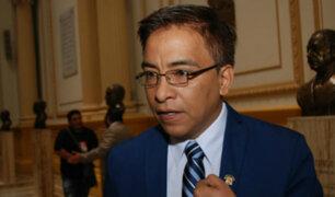 Congresistas cuestionan accionar de Vieira durante pericia fiscal