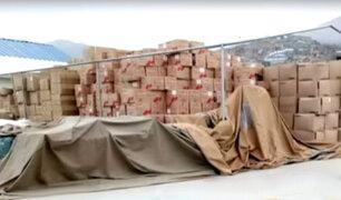 Comas: denuncian que medicinas en hospital Bernales se almacenan bajo el sol