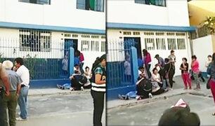 Carabayllo: hombre muere en la puerta de policlínico de EsSalud