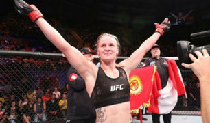 UFC: ¡Valentina Shevchenko será la próxima retadora al título peso mosca!
