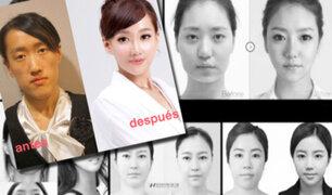 Corea del Sur se ha convertido en el paraíso de la cirugía estética