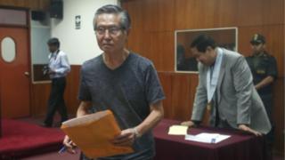 Ex presidente Alberto Fujimori recibirá pensión de la Universidad Agraria