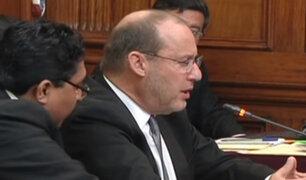 Chlimper asegura que no conocía acuerdos entre 'Graña y Montero' y 'Odebrecht'