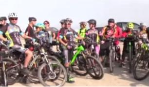 Chorrillos: ciclistas denuncian constantes robos en el Morro Solar