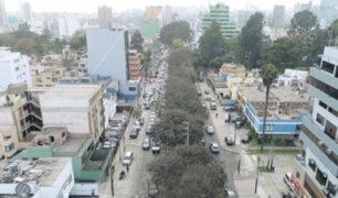 Municipalidad de Surquillo pide reanudar la ampliación de carriles en av. Aramburú