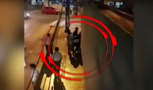 Bailarín que denunció maltrato durante intervención policial da su versión de los hechos