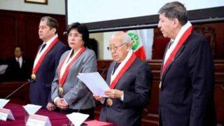 CIDH ordena archivar acusación contra magistrados del Tribunal Constitucional
