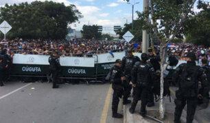 Colombia: se desata caos tras endurecimiento de controles migratorios