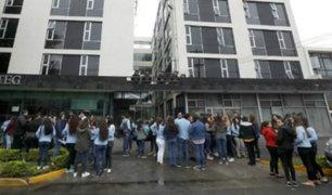 México: dos fuertes sismos alarman a la población