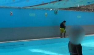 Comas: menor de 10 años muere ahogada en piscina y local seguía funcionando