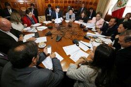 Congreso analizará sentencia de la CIDH sobre magistrados del TC