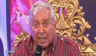 """Osvaldo Cattone presenta """"El Celular"""" en Porque Hoy es Sábado con Andrés"""