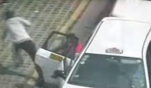 Barrios Altos, tierra de nadie: ladrones asaltan a taxistas y pasajeros