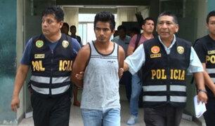Chiclayo: cae taxista violador que secuestró y ultrajo a niña de 11 años