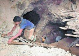 La Libertad: mineros artesanales mueren tras inhalar gases tóxicos