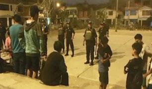San Juan de Lurigancho: desarticulan cinco bandas de delincuentes en megaoperativo policial
