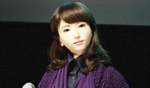 Conozca a Erica, la robot que dará las noticias en Japón
