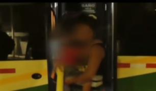Trujillo: Policía rescata a niño ecuatoriano desaparecido