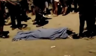Carabayllo: sujeto que mató a dos personas con camión manejaba con licencia vencida