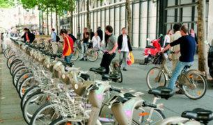 San Isidro: vecinos divididos por nuevo sistema de bicicletas públicas