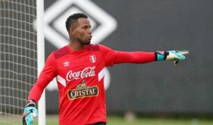 Carlos Cáceda se sumó a los entrenamientos con Deportivo Municipal