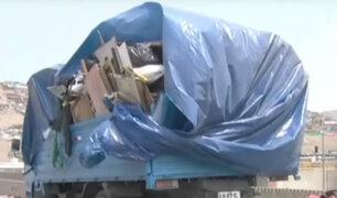 Minam denuncia penalmente a Municipalidad de Chorrillos por arrojar basura en playa La Chira