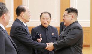 Kim Jong-Un intensifica el acercamiento con Corea del Sur