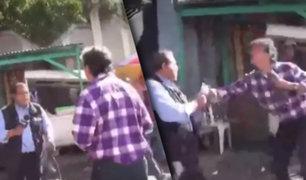 Honduras: atacan a periodista con un cuchillo en plena transmisión