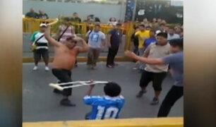 Cercado de Lima: vecinos hablan sobre agresión a hombre con discapacidad