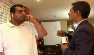 ¿Por qué ciudadano jordano atacó local comercial en Miraflores?, esta es su respuesta