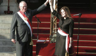 """Reacciones tras declaraciones de Mercedes Aráoz sobre partidos de """"extrema izquierda"""""""