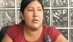 Madre que llegó desde Satipo, denuncia tocamientos indebidos a su menor hija