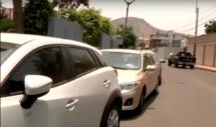 Callao: detienen a banda que robaba bancos en vehículos de alta gama