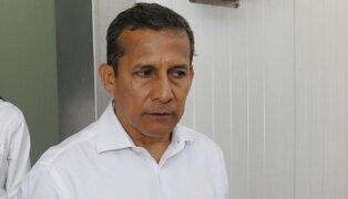 Penal de la Diroes: gran expectativa por liberación de expresidente Ollanta Humala