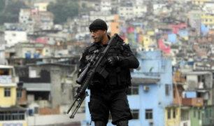 Brasil: Michel Temer decreta que ejército asuma control en Río de Janeiro