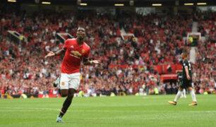 Manchester United es el club deportivo más rico del mundo