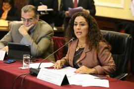Comisión de la Mujer critica fallo que absolvió a agresor de Arlette Contreras