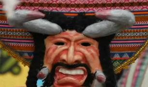 Ancash: miles participan en tradicional celebración del carnaval huaracino