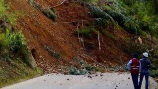 Filipinas: mujer graba el preciso instante de un deslizamiento de tierra