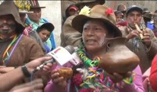Carnaval en Huari: Tradición y color toma Chavín