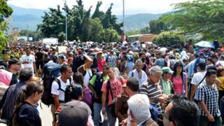 Colombia deporta a más de 100 venezolanos por no tener documentos en regla